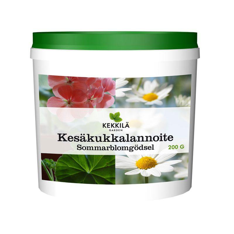 Kekkilä Kesäkukkalannoite 200 g