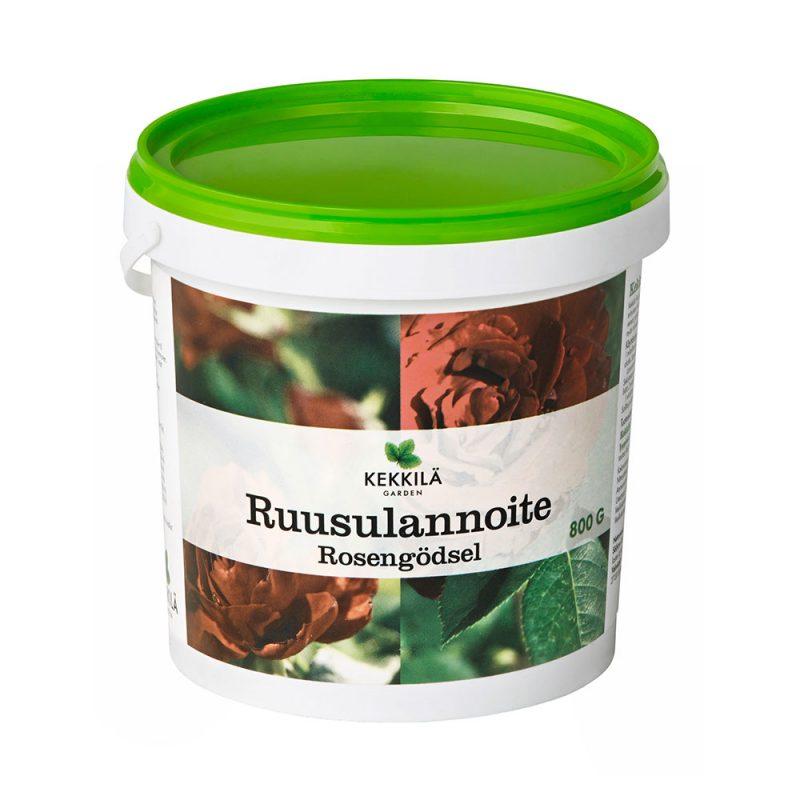 Kekkilä Ruusulannoite 800 g